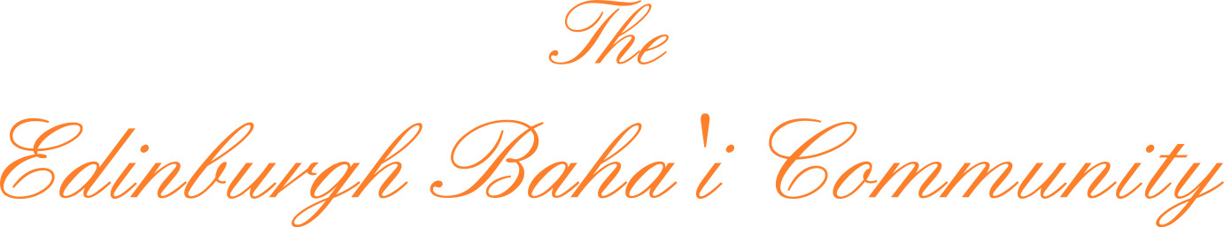 The Edinburgh Baha'i Community